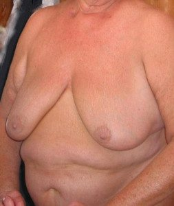 Äldre nudist kvinna söker äldre nudist man