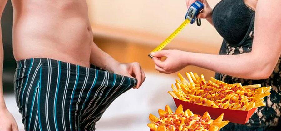 mat som gör dig kåt